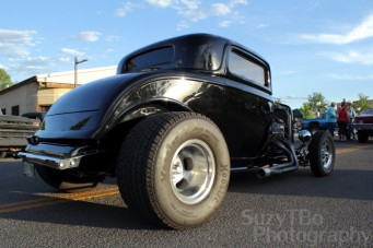 Ford Coupe Hot Rod