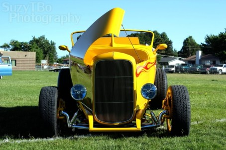 Chris Clark's '32 Ford Roadster